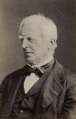 Robert Lowe - Viscount (Lord) Sherbrooke