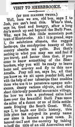 Sherbrooke 1891 - 1