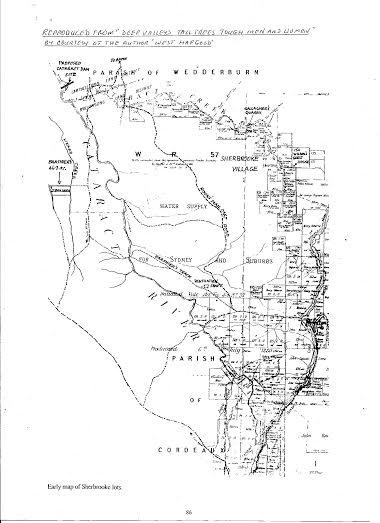 Sherbrooke - Braishers Track