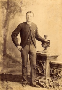 SPINKS, William Henry (fruit inspector) - SE Cavill collection