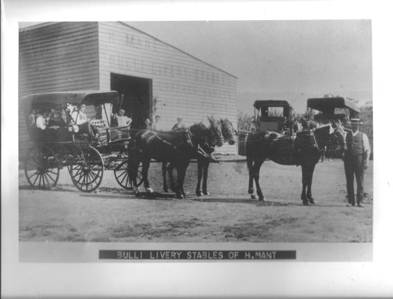 BDHC Mant Livery stable 1894